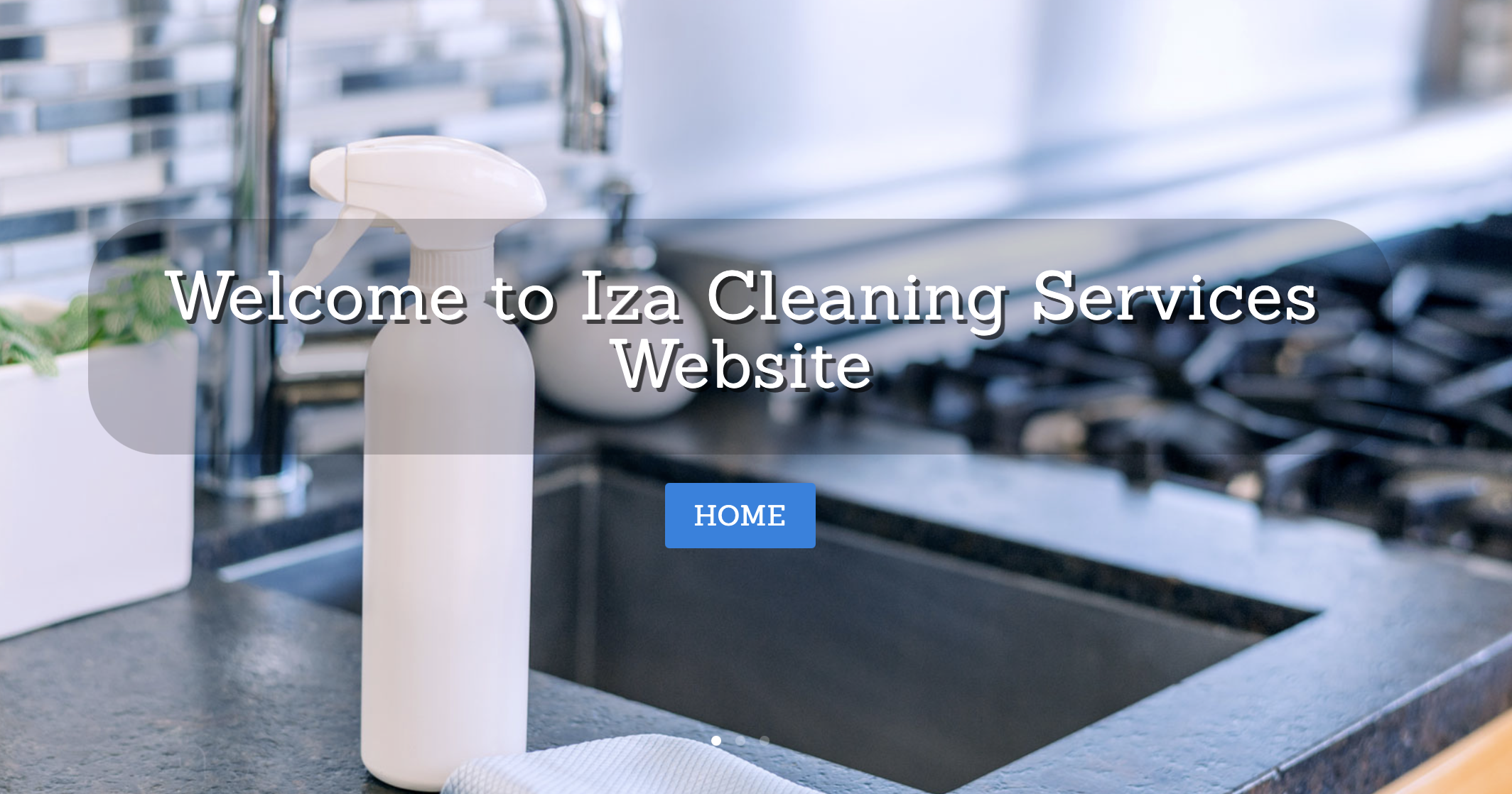 Iza Cleaning Services